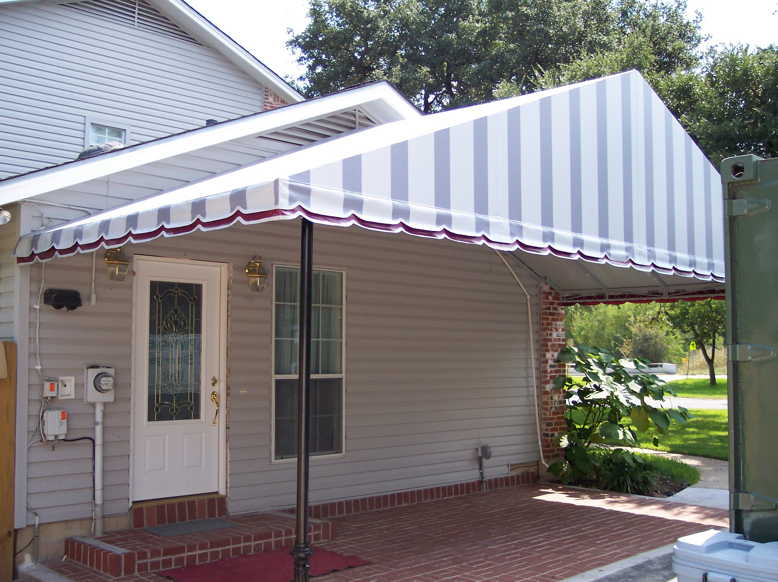 Residential Fabric Austin American Awning